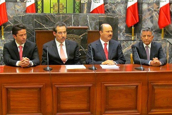 Las violaciones a las leyes por parte del secretario de Hacienda, Jaime Herrera Corral