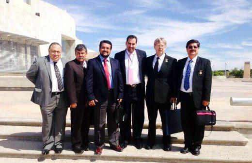 Si Juárez viviera, vomitaría a los masones santanistas de hoy