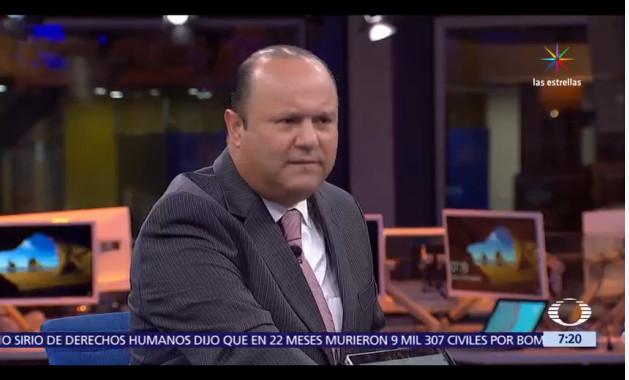 Vapuleado en Televisa.