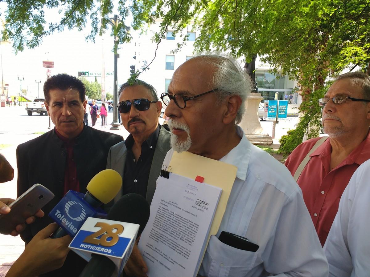 Para que llegue la justicia penal contra Duarte y Herrera, el amparo de Unión Ciudadana avanza