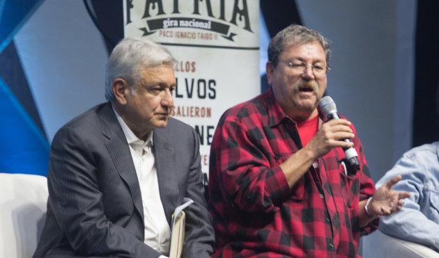 Jaleo entre morenistas: Paco Taibo II le dice a Romo: 'Ni un pinche paso atrás'