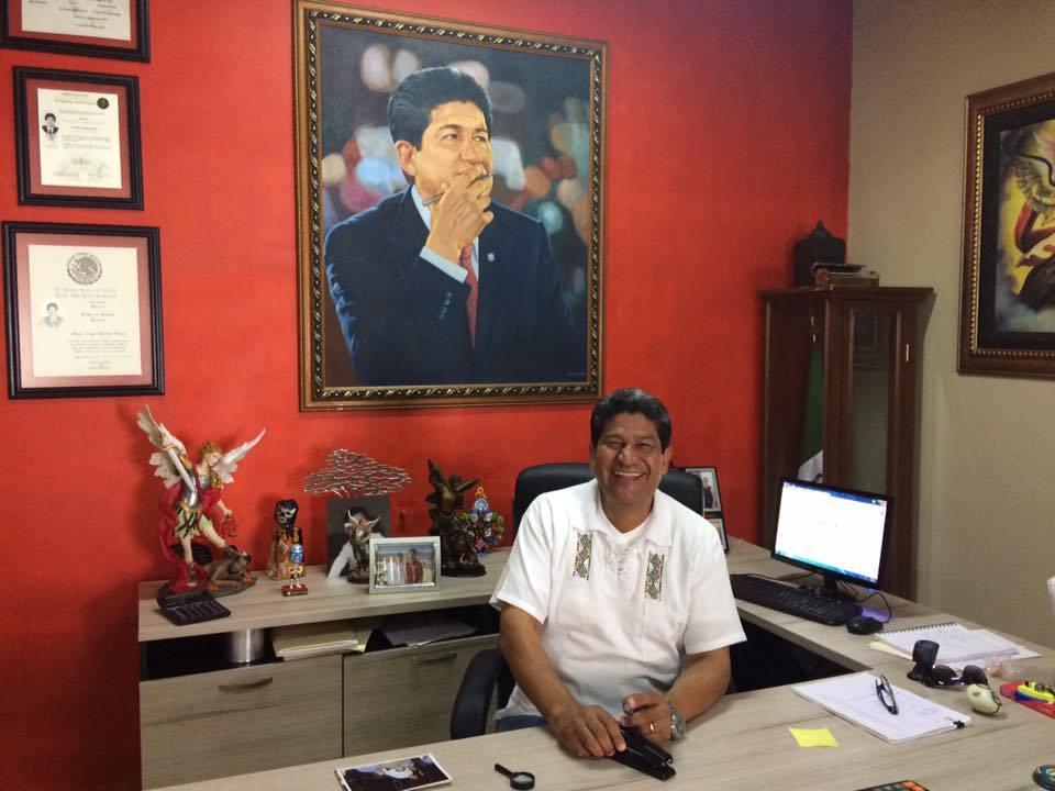 Miguel Ángel González: para ser luchador, hay que parecerlo