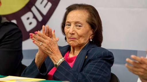 Deja Ifigenia Martínez al PRD: enhorabuena