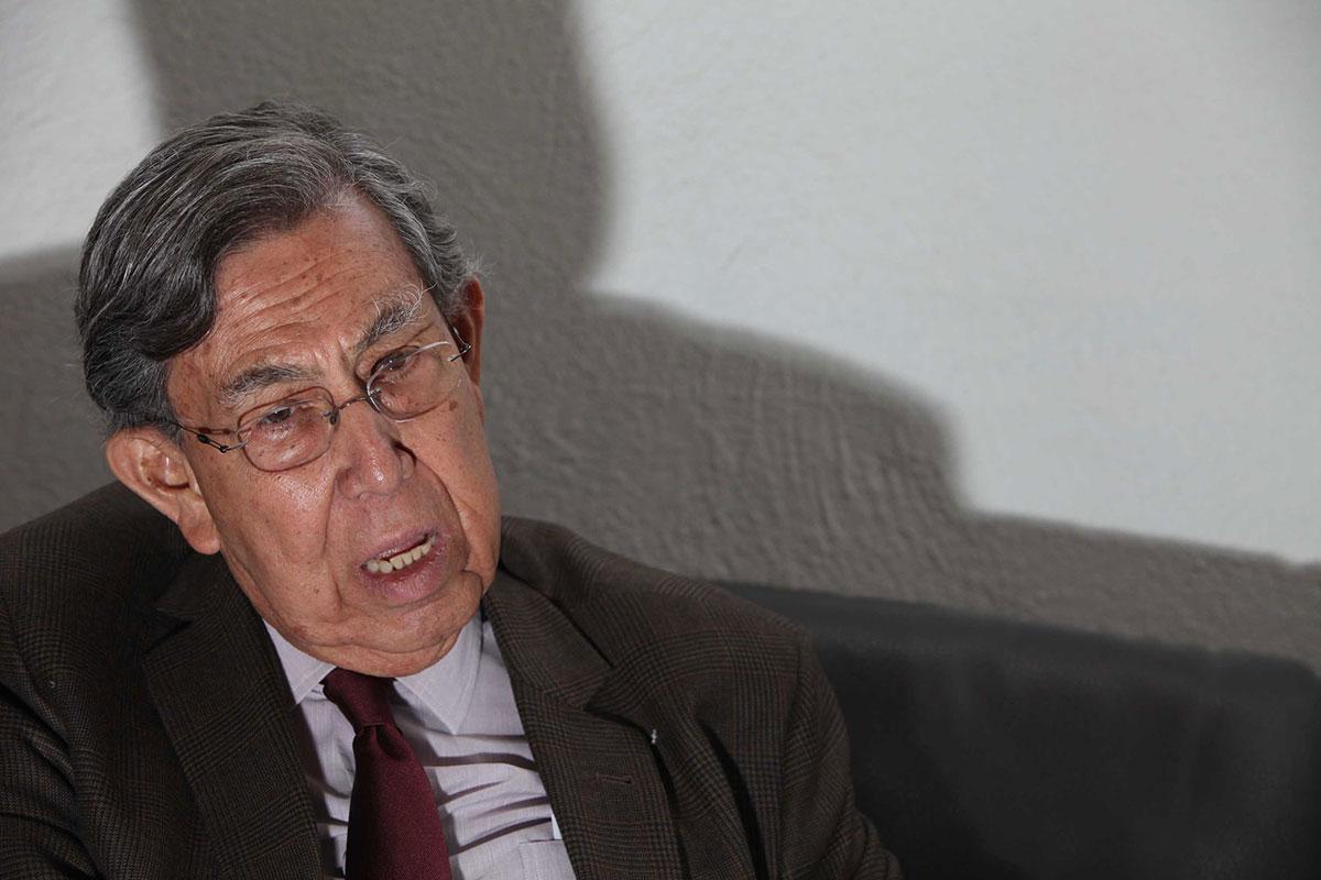 Cuauhtémoc Cárdenas: sin partido ni candidato
