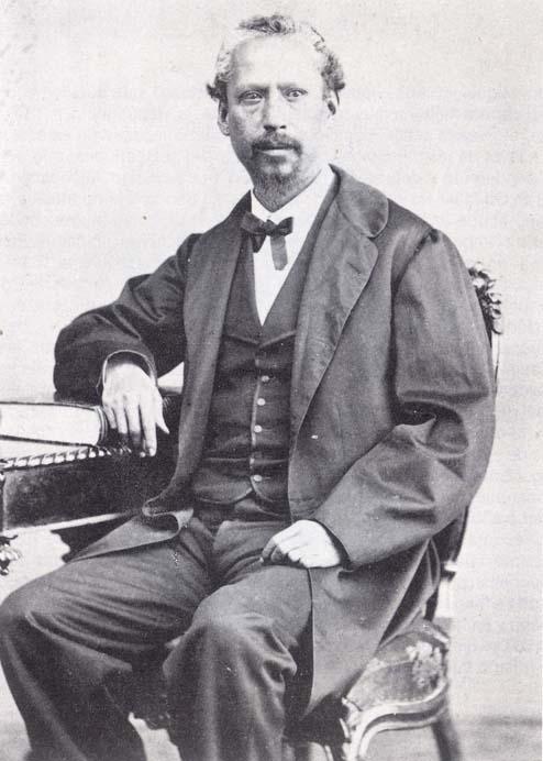 """Ignacio Ramírez, """"El Nigromante"""""""