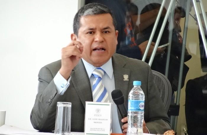 Los ingresos de Luis Villegas Montes
