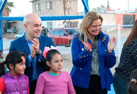 Maru Campos y su proyecto gerencial para el municipio