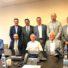 Litúrgica reunión de Corral en la CONAGO, con AMLO