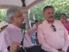 Víctor Quintana: a punto de irse con el corazón partío