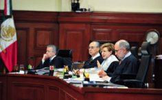 Varada la Ley de Seguridad Interior en la Corte