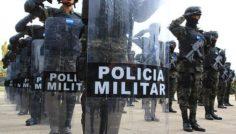 La militarización va