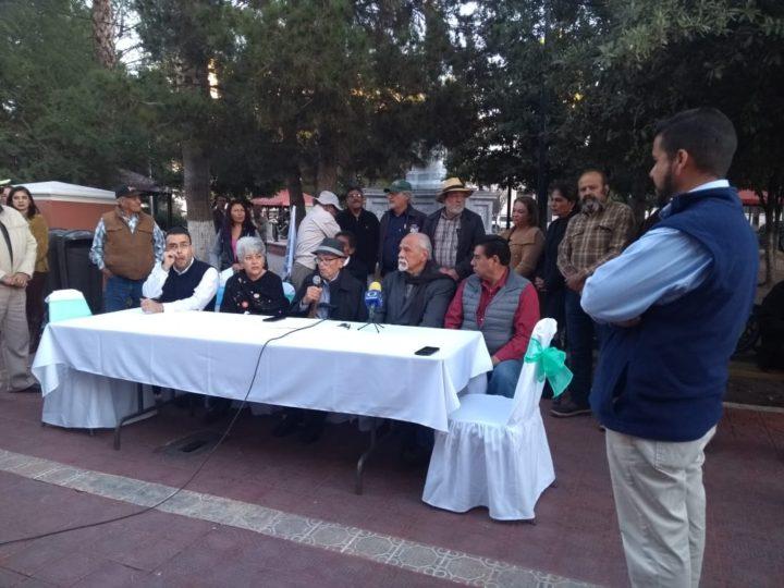 Unión Ciudadana abre sus perspectivas