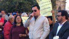 Corral-MORENA: vodevil en el Congreso local