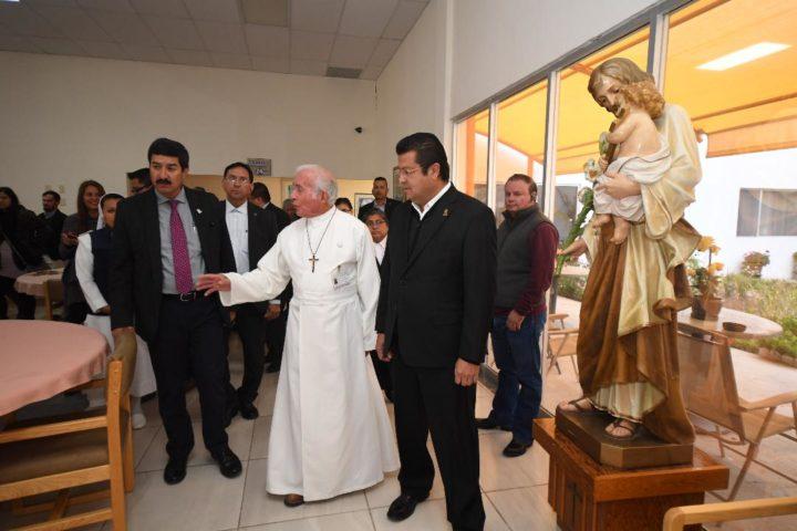 Sacerdote Aristeo Baca: no a los fueros