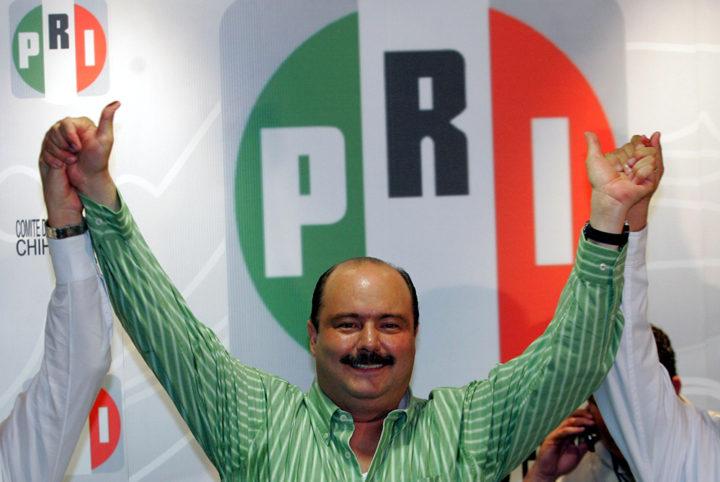 César Duarte: persona non gratis