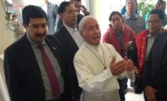 Corral y Peniche: ¿con la Iglesia han dado?