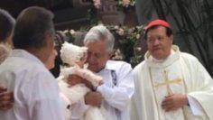 AMLO-Rincón, su primer compadre público