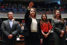 Se elige a Yasmín, cae por tierra la independencia judicial