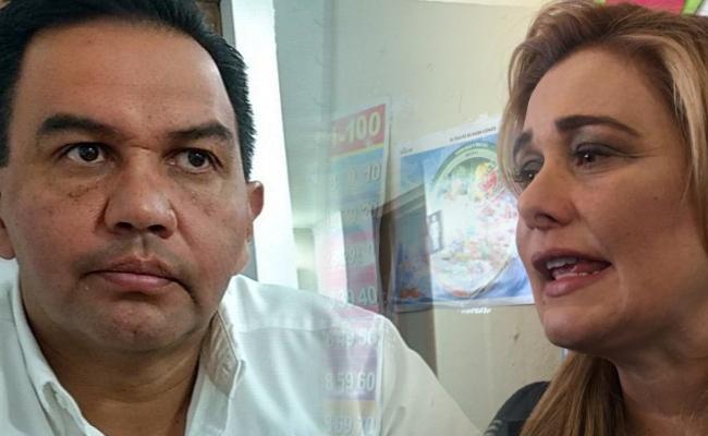 Maru y Cruz pretenden manchar el plebiscito