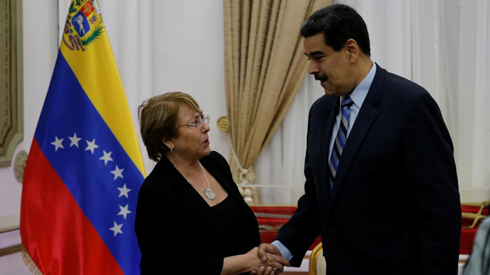 Demoledor informe de Bachelet sobre Venezuela