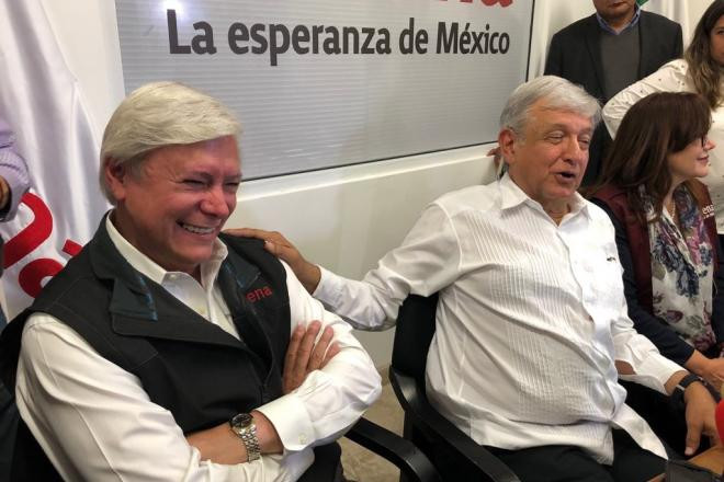 Baja California y el ensayo reeleccionista de MORENA