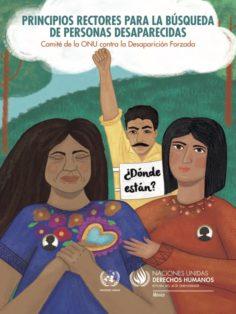 Hoy, Día Internacional de las Víctimas de Desapariciones Forzadas: una guía de la ONU para encararla
