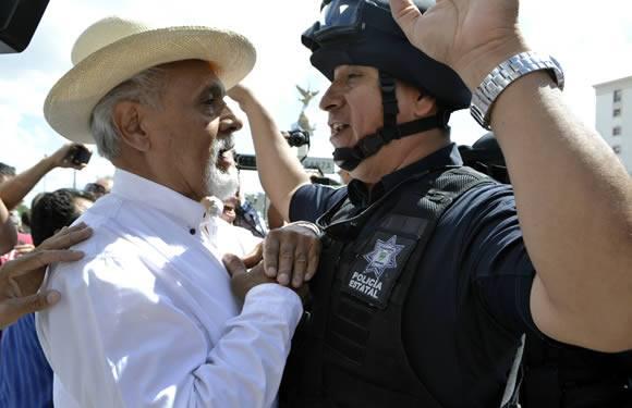 Raúl Ávila: el aciago regalo de Durazo para Juárez