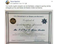 Óscar Aparicio: que también publique su renuncia