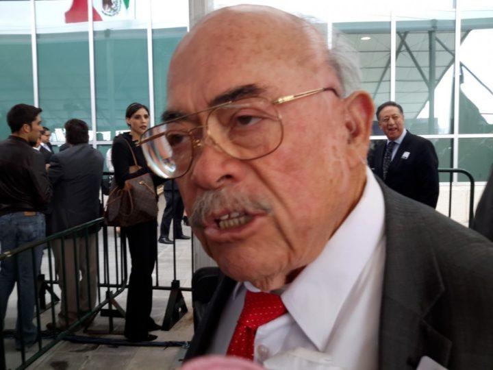 Rubén Aguilar, reprobado en geografía y ortografía