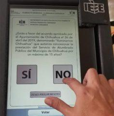 Plebiscito: ciudadanía empoderada
