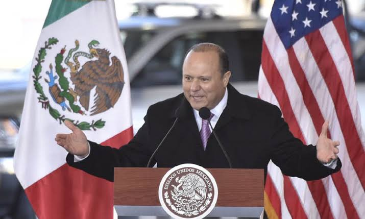 Acerca de la extradición de Duarte