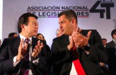 Legisladores morenos: apegarse a la Constitución y respetar derechos humanos