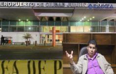 Balacera en el aeropuerto- símbolo de desgracia y violencia