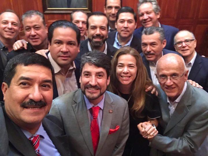 Nuevo federalismo o conspiración