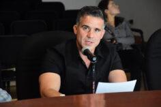 Luis Alberto Aguilar Lozoya se cree 'Clark Kent'