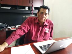 Martín Chaparro se posiciona contra COPARMEX
