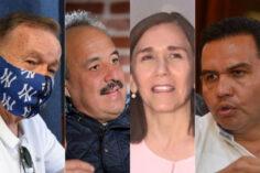 Izquierda desdibujada con candidatos de derecha