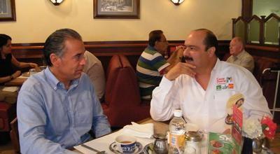 Juan Blanco es la roña política