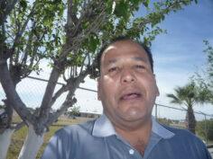 Omar Bazán, un hombre pío