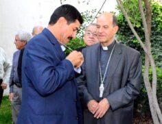 Estado laico, impunidad y privilegios de Constancio Miranda