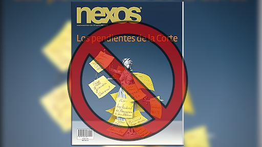 Solidaridad con Nexos