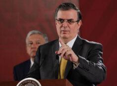 Diplomacia mexicana ante EU: cuando abstención es intervención