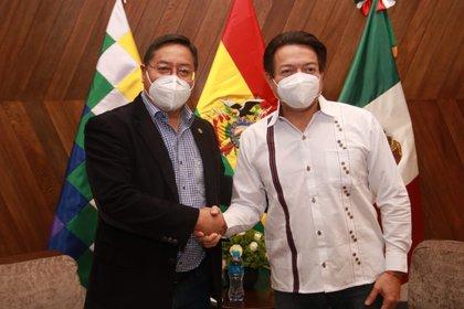 Bolivia: se partidizó nuestra representación en el relevo presidencial
