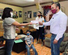 Juan Carlos Loera, el gran dador