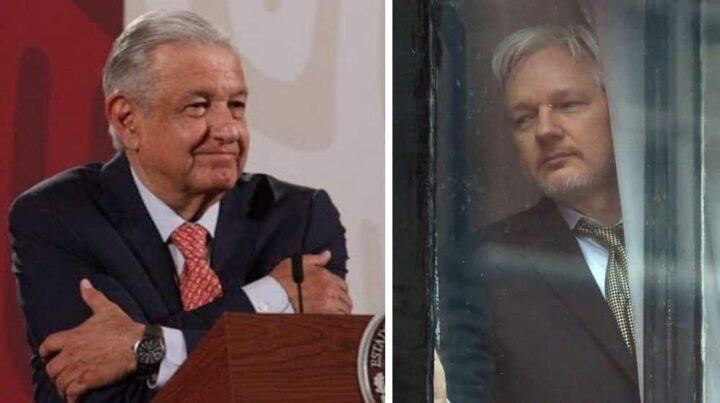 Si Julian Assange fuera mexicano