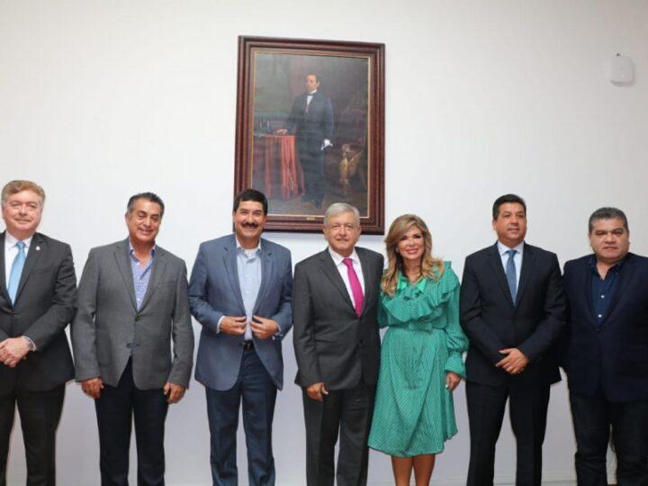 López Obrador y los gobernadores: 'hipócritas, sencillamente hipócritas'