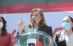 Graciela Ortíz, priísta o panista, da lo mismo