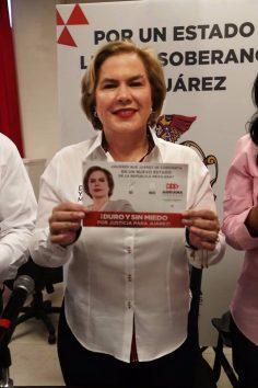 Adriana Terrazas y su Duartépolis