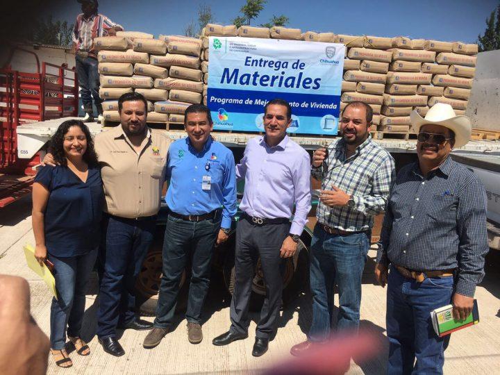 Frente Amplio Opositor corralista se adelanta en Chihuahua: ya reparte cemento
