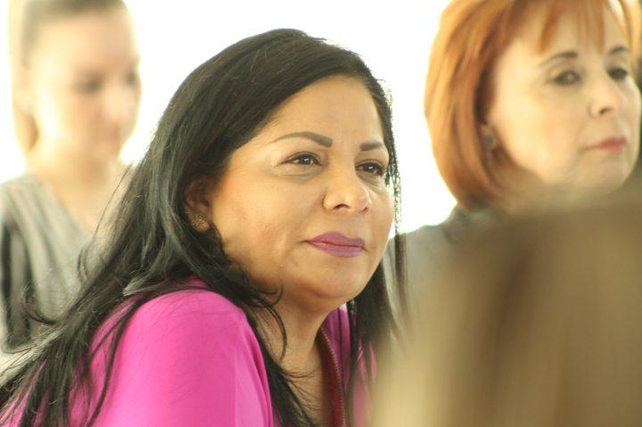 Karina Velázquez: tolerancia con los corruptos